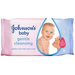 Johnson Baby Gentle Cleansing 24 Wipes