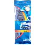 Gillette Blue II Plus 5Pcs
