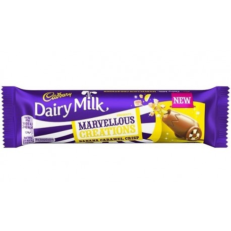 Cadbury Dairy Milk Marvellous Creations Cookie Gummy Crunch 38g