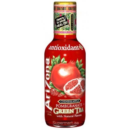 Arizona Pomegranate Green Tea 473ml