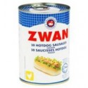 Zwan Chicken Hotdog Sausages 400g