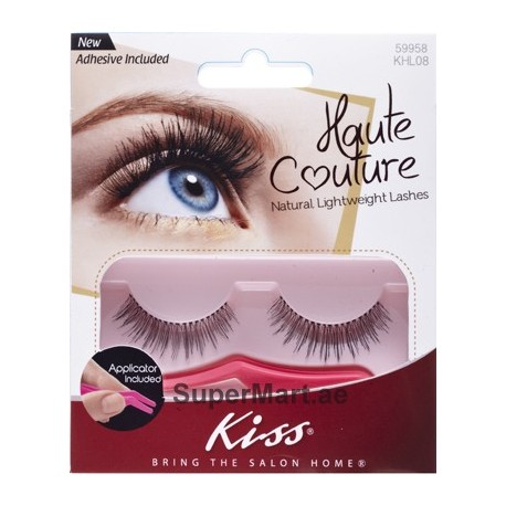 Kiss Haute Couture Jazzy Lighweight Lashes
