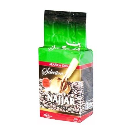 Najjar Selections Arabica coffee With Cardamon 200g