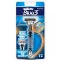 Gillette Blue 3 1up