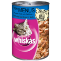 Whiskas Fish Menus Whole Sardines in Jelly 400g