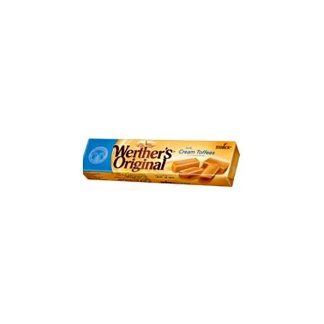 Storck Werther's Original Soft Cream Toffees Candy 48g