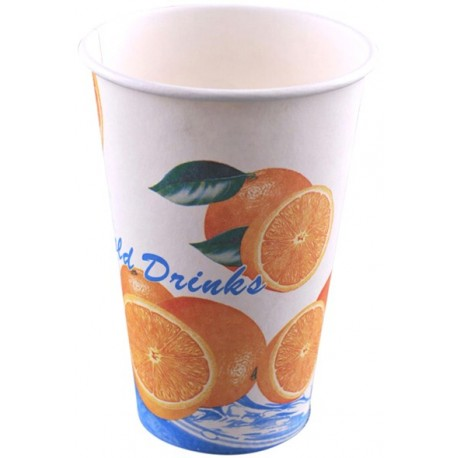 Paper Juice Cups