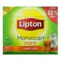 Lipton Moroccan Mint Tea Bag 100