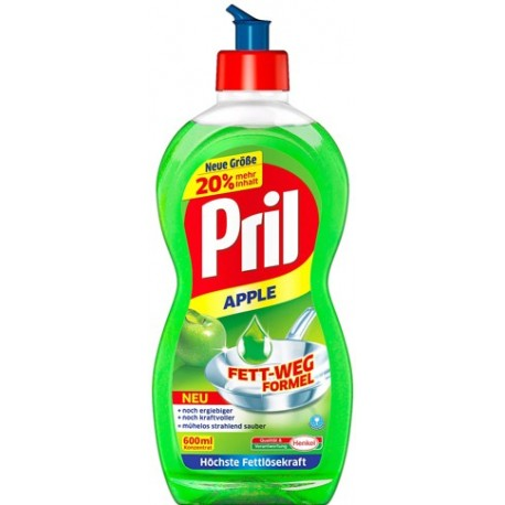 Prill Apple Dishwashing Liquid 500ml