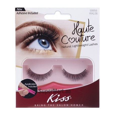 Kiss Haute Couture Chic Lightweight Lashes