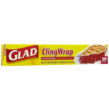 Glad Cling Wrap 300sq.ft