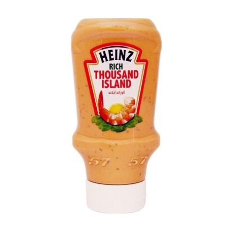 Heinz Rich Thousand Island Salad Dressing 400ml