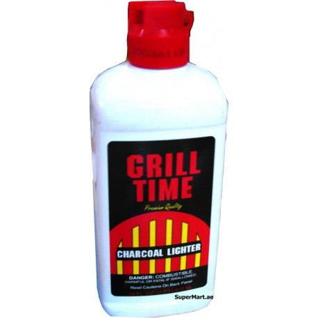Grill Time Charcoal Lighter 473 ml