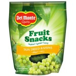 Del Monte Fruit Snacks Sun Dried Raisins 142g