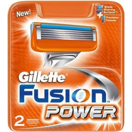 Gillette Fusion Power Cartrige 2