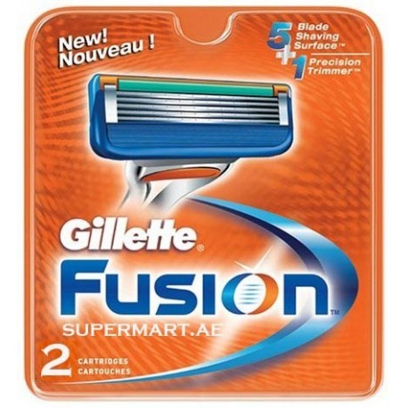 Gillette Fusion Cartrige 2