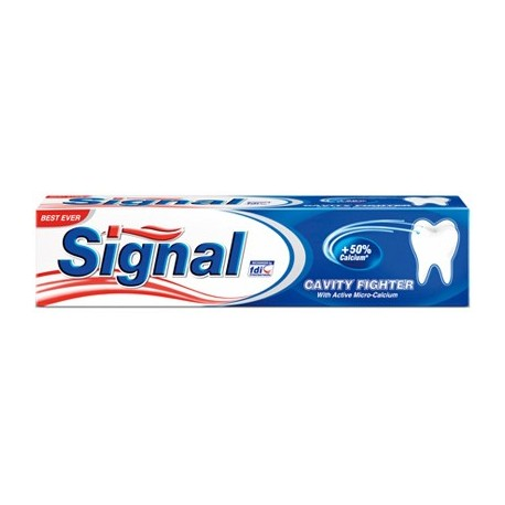 Signal Cavity Fighter Toothpaste 120ml