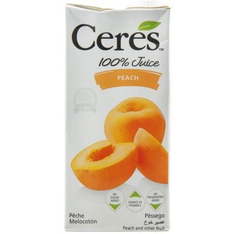 Ceres Peach Juice 1L