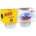 Glad Mini Round Containers 118ml