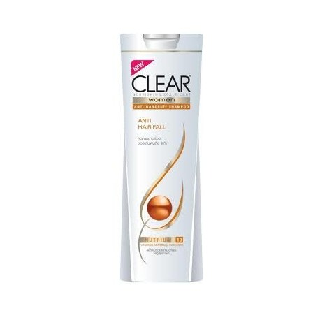Clear Anti Hairfall Defense Shampoo 400ml