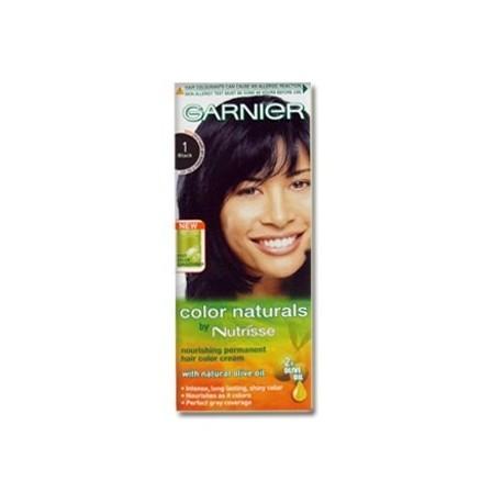 Garnier Color Naturals Black 1