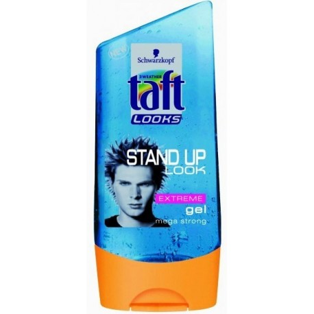 Taft Gel Look Stand Up Extreme Gel 150ml