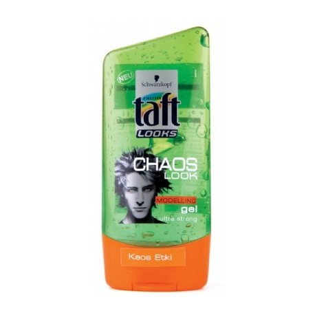 Taft Chaos Look Modeling Ultra Strong 150ml