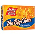 Jolly Time The Big Cheez Ultimate Cheddar Popcorn 298g