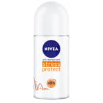 Nivea Women Stress Protect Deo Roll on 50ml