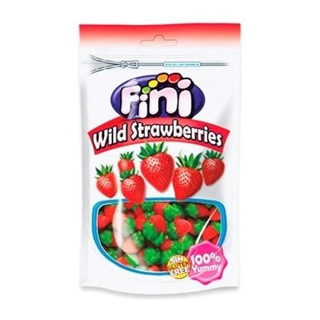 Fini Wild Strawberries Gummy Candy 180g