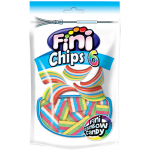 Fini Chips 6 Rainbow Candy 180g