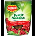 Del Monte Fruit Snacks Premium Cranberries 170g