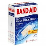 Johnsons Band-Aid Water Block Plus (20 Strips)