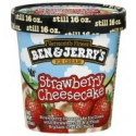 Ben & Jerry's Ice Cream Strawberry Cheesecake 473ml