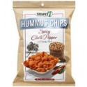 Simply 7 Hummus Chips Spicy Chili Pepper 142g