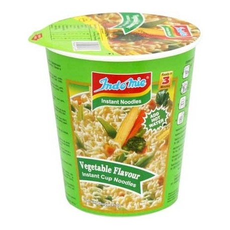 Indomie Cup Noodles Vegetable