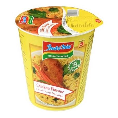 Indomie Instant Cup Noodles Chicken Flavor