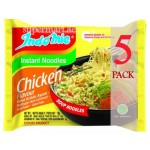 Indomie Chicken Noodles 5x75g