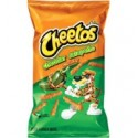 Cheetos Cheddar Jalapeno Crunchy Cheese Flavored Snacks 226.8g