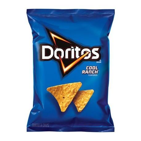 Doritos Cool Ranch Flavored Tortilla Chips 311.8g