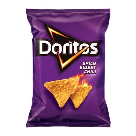 Doritos Spicy Sweet Chili Flavored Tortilla Chips 311.8g