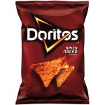 Doritos Spicy Nacho Flavored Tortilla Chips 311.8g