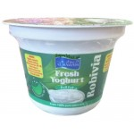 Al Rawabi Robivia Yoghurt Full Cream 170g