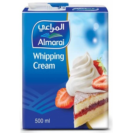 Almarai Whipping Cream Lite 500 ml