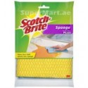 Scotch Brite 4 Extra Absorbent Sponge Cloth Plus