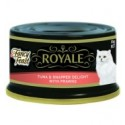 Fancy Feast Royale Tuna & Snapper Delight with Prawns 85g