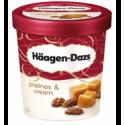 Haagen-Dazs Ice Cream Pralines & Cream 500ml