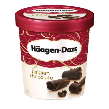 Haagen-Dazs Belgian Chocolate 100ml