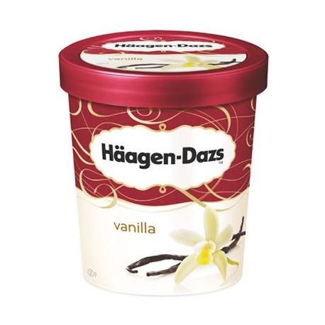 Haagen -Dazs Ice Cream Vanilla 500ml
