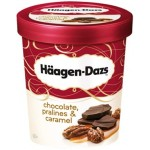 Haagen- Dazs Ice Cream Chocolate Pralines & Caramel 500ml